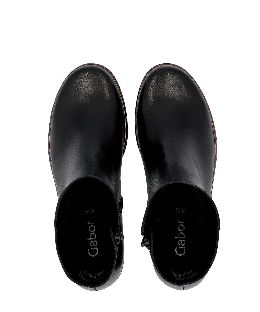 Gabor 74.664.27 støvler, black, 40
