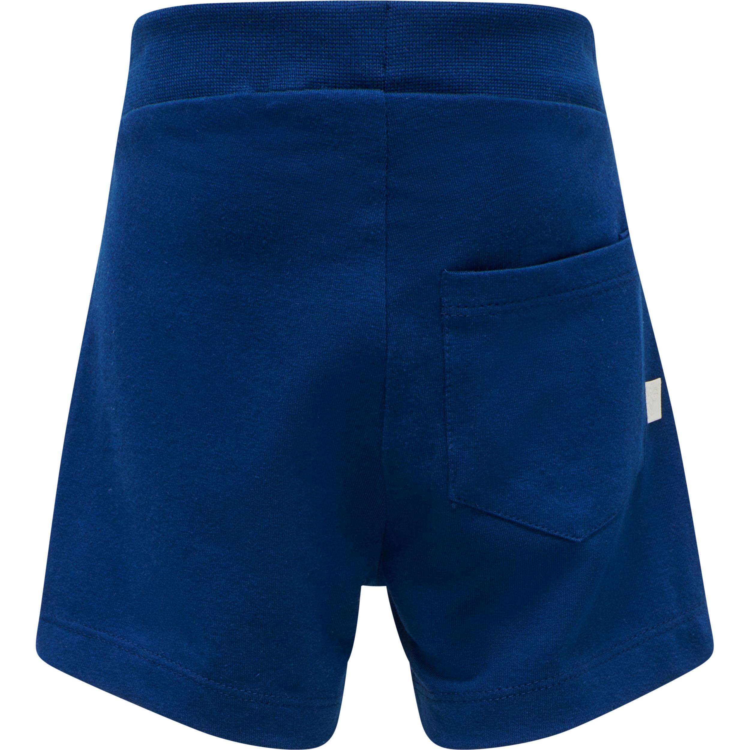 Hummel Alfred shorts, Estate blue, 62
