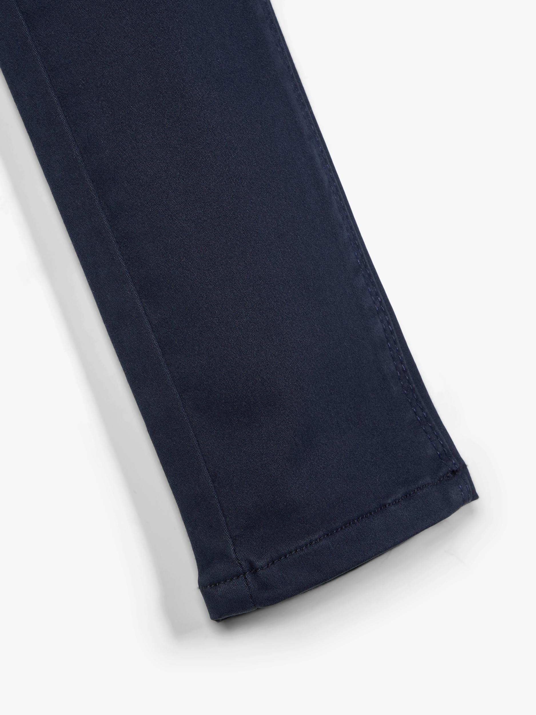 Name It Polly leggings, dark sapphire, 128