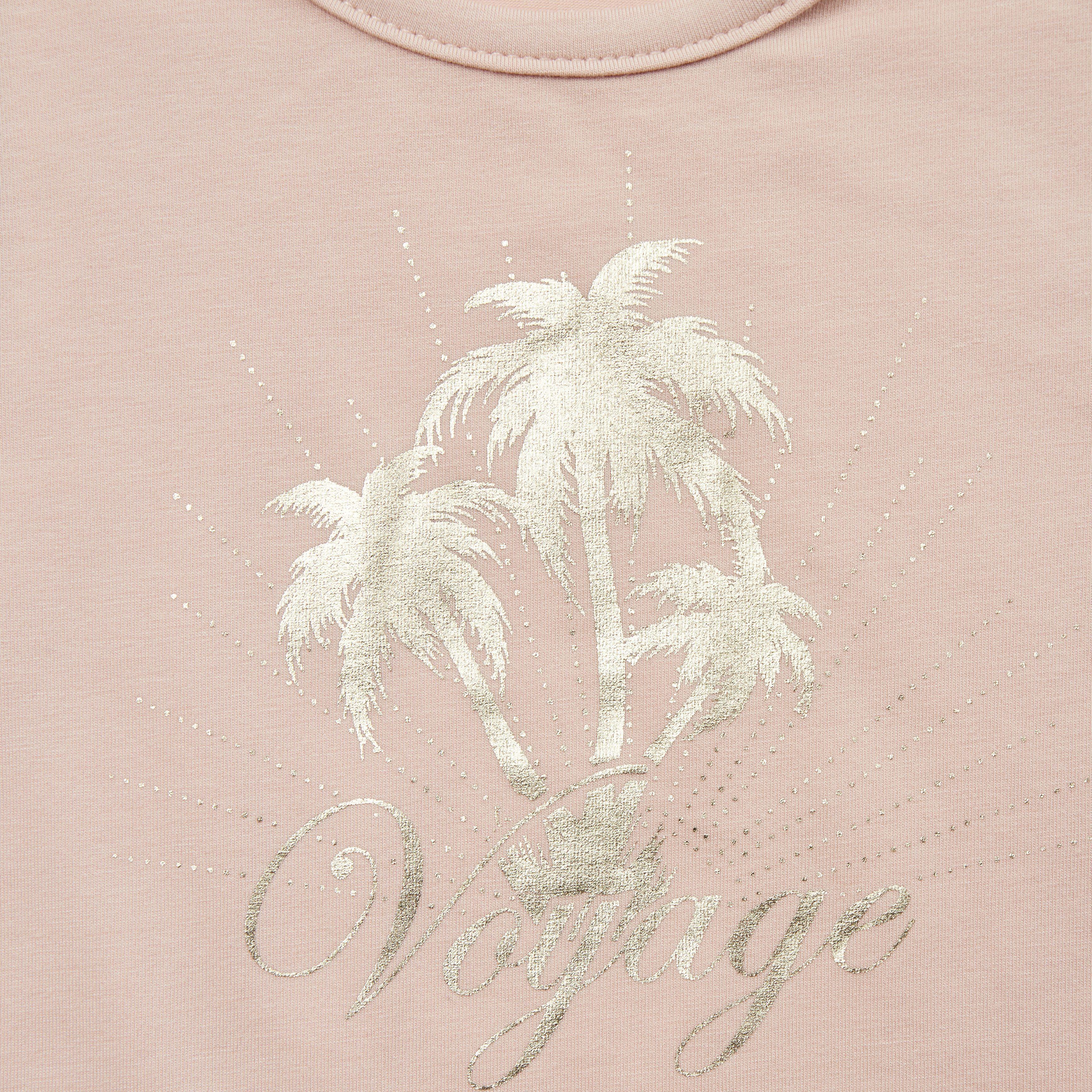 Petit by Sofie Schnoor Penelope t-shirt, light rose, 104