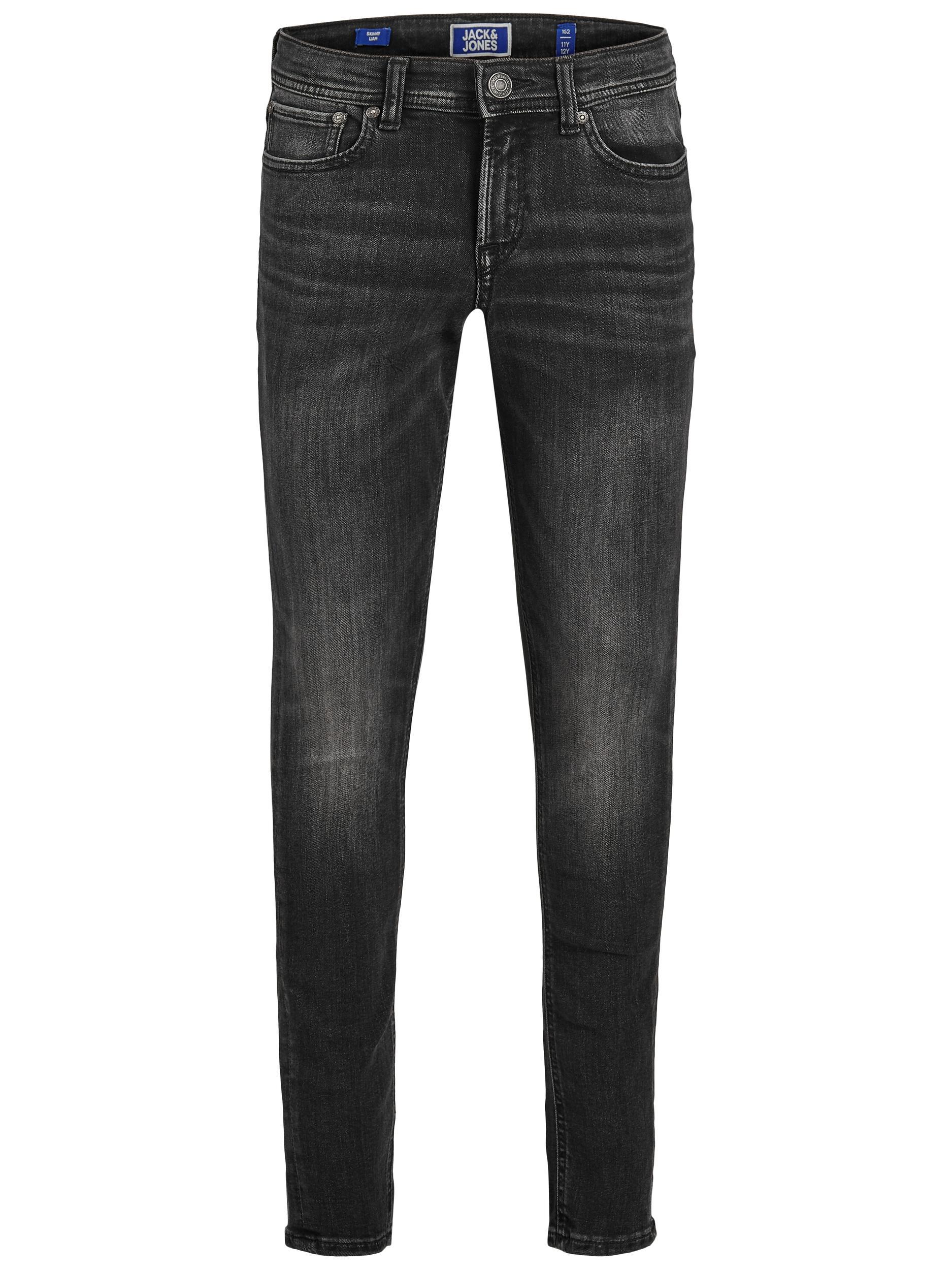 Jack & Jones Liam jeans, black denim, 176