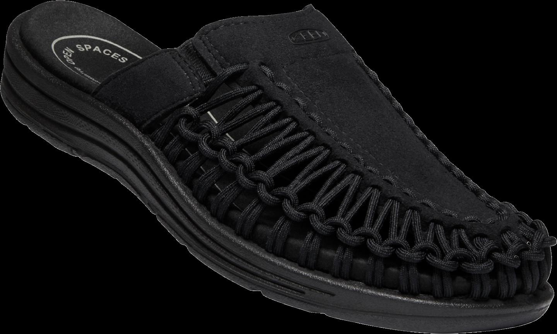 Keen Uneek II Slide sandal, black, 38