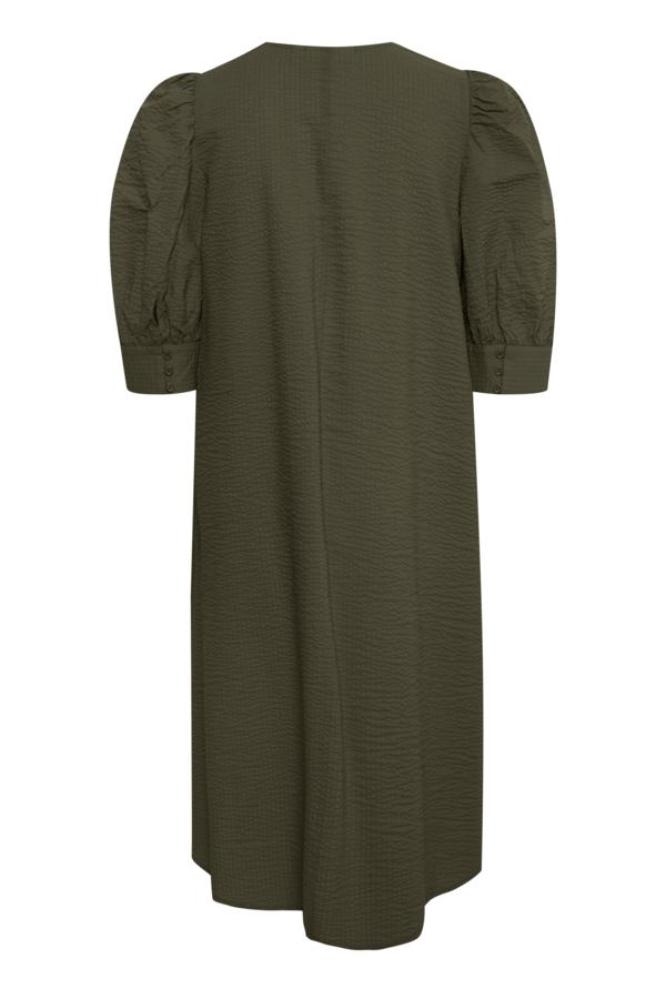 InWear 30106410 kjole, beetle green, 42