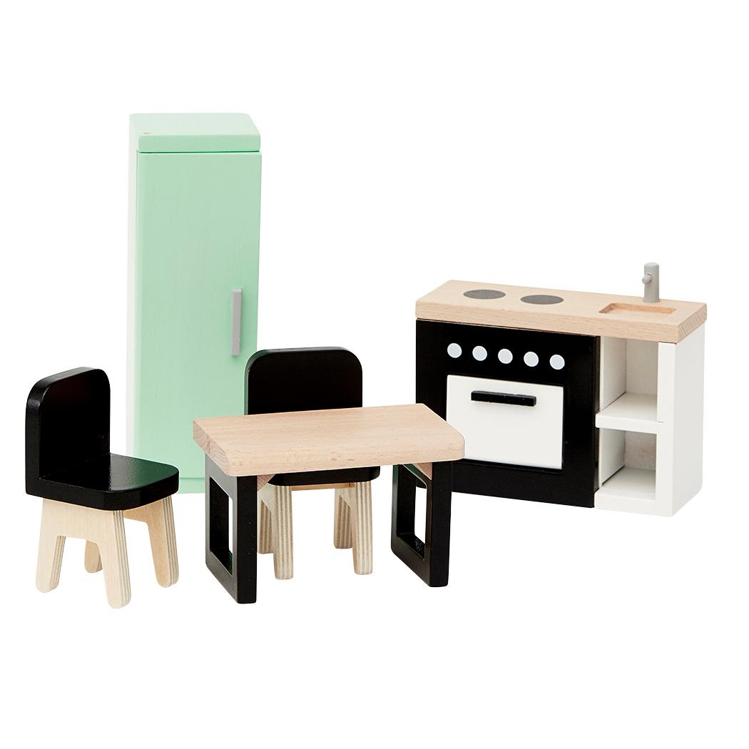 By Astrup Køkken møbler til dukkehus