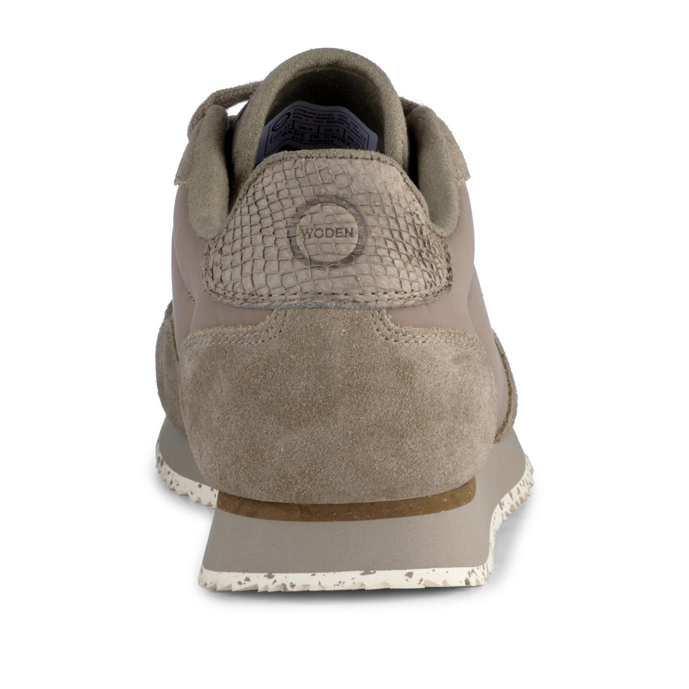 Woden WL166 sneakers, Silver Mink, 40