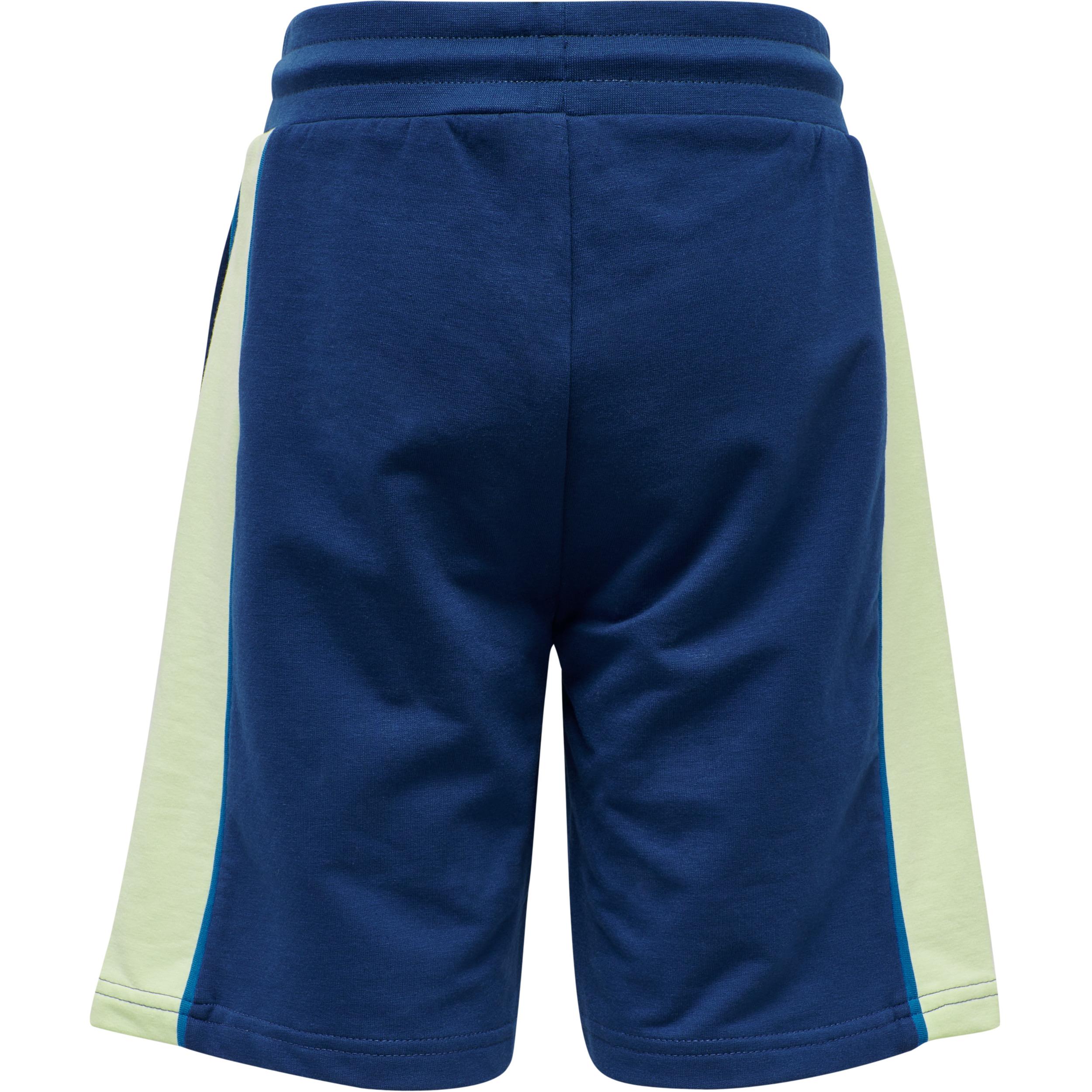Hummel defender shorts, Estate blue, 128