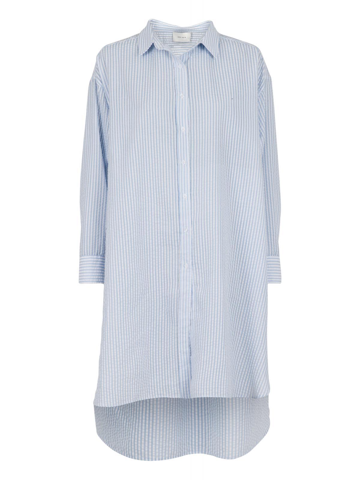 Neo Noir Astana skjortekjole