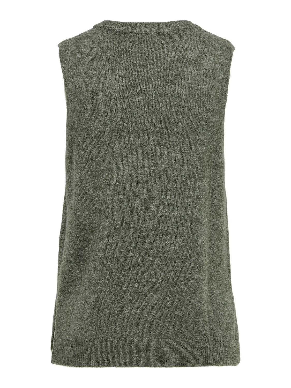 Jacqueline de Yong Elanor vest, kalamata, x-small