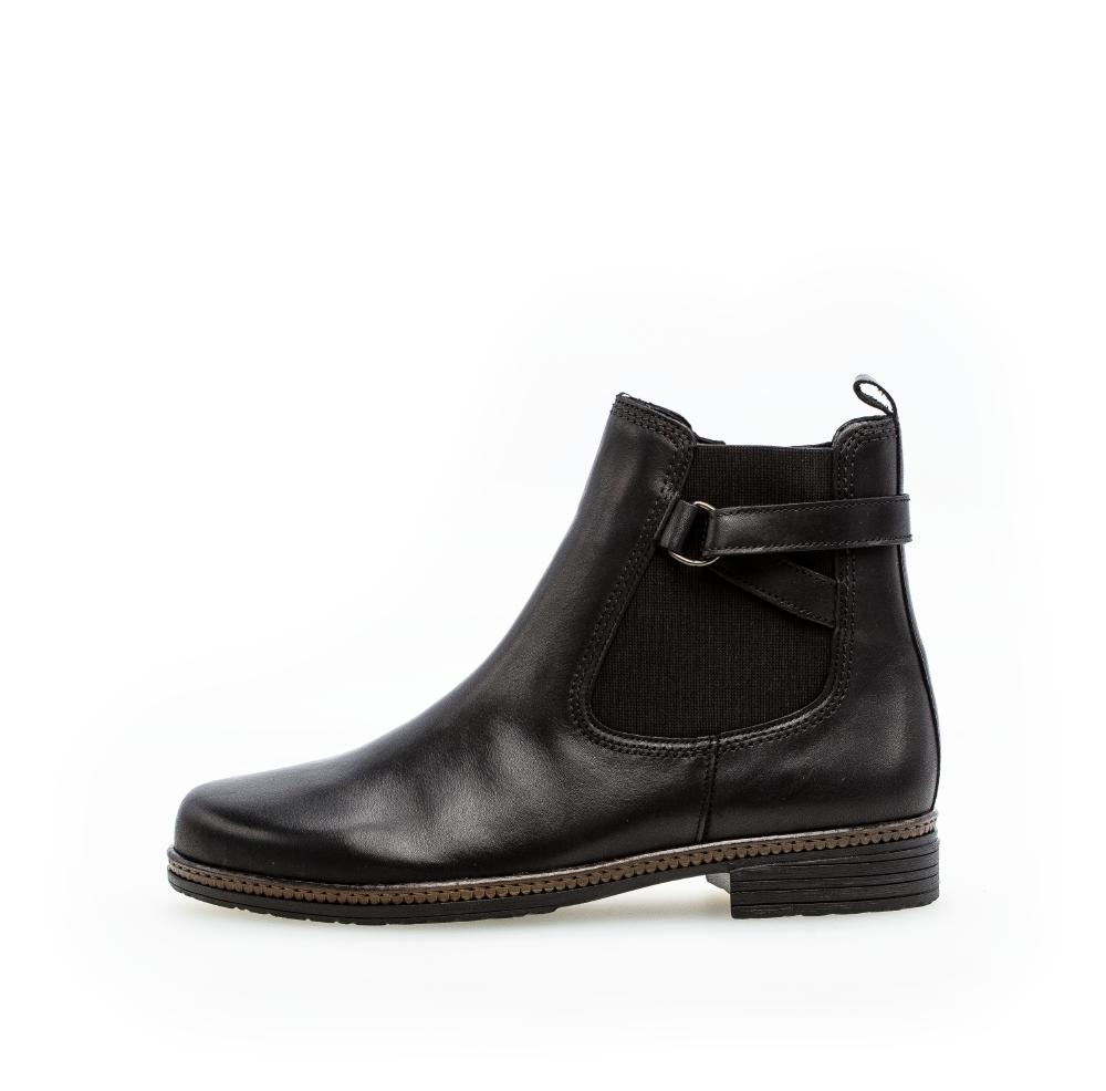 Gabor 74.670.27 støvler, black, 39