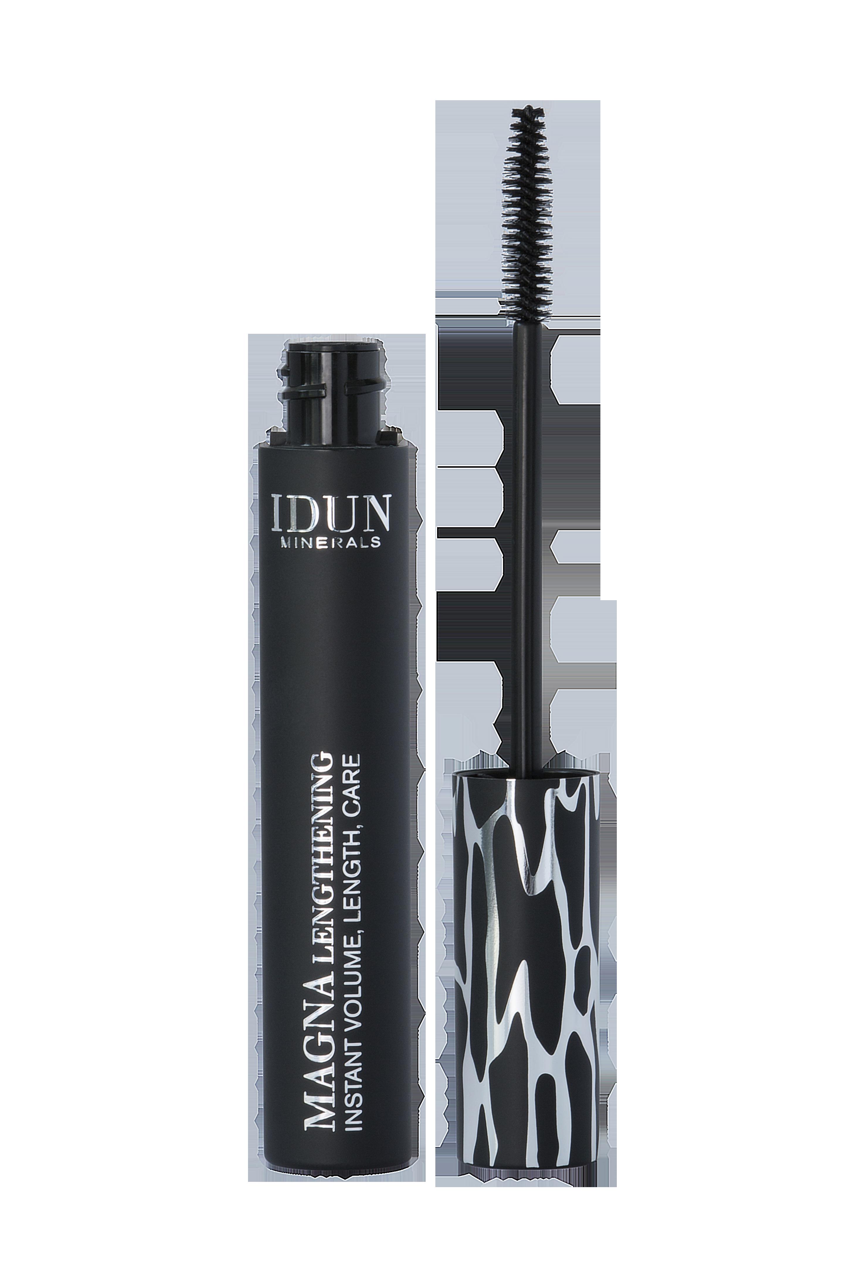 IDUN Minerals Magna Lengthening Mascara, black