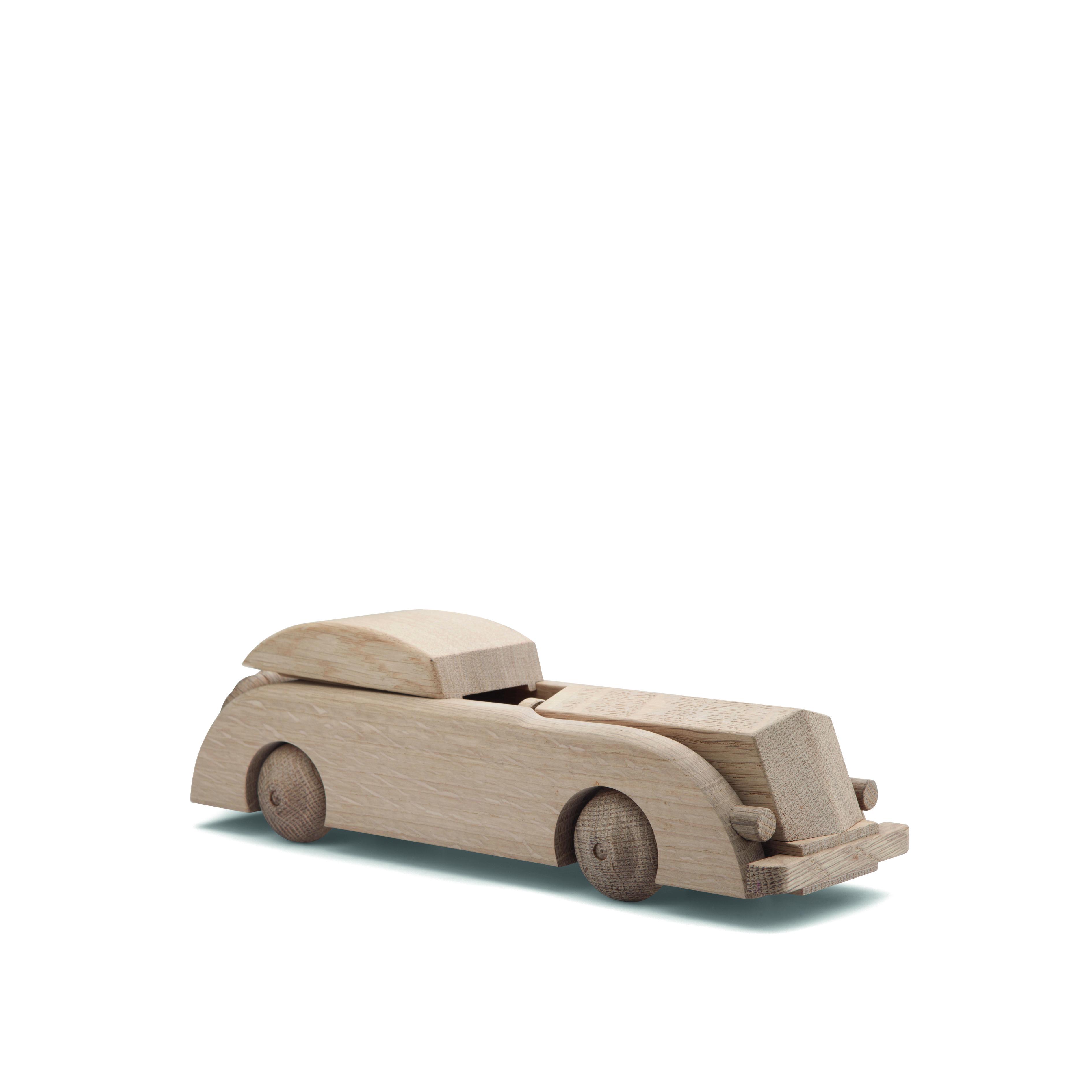 Kay Bojesen limousine, stor, eg