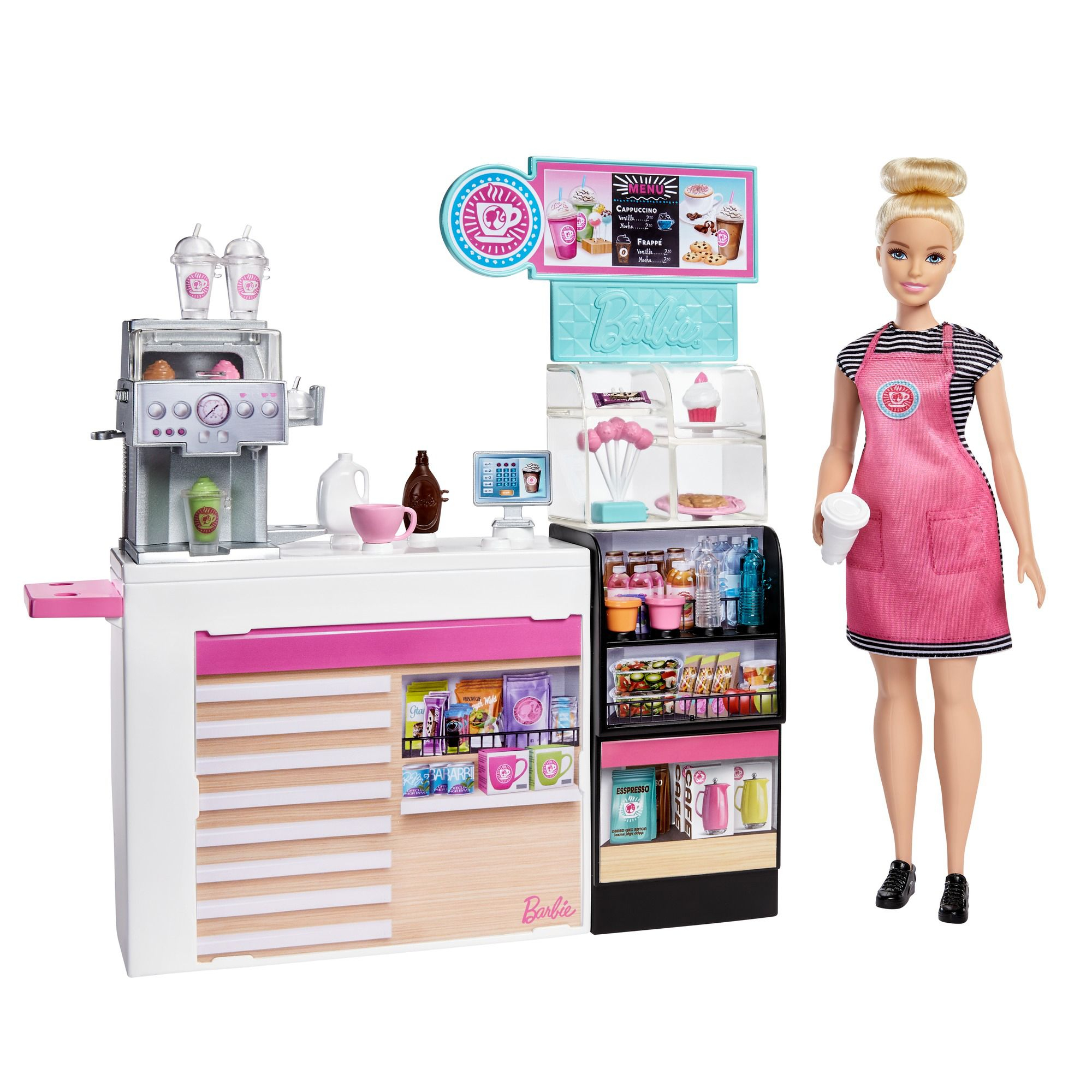Barbie Kaffe Butik