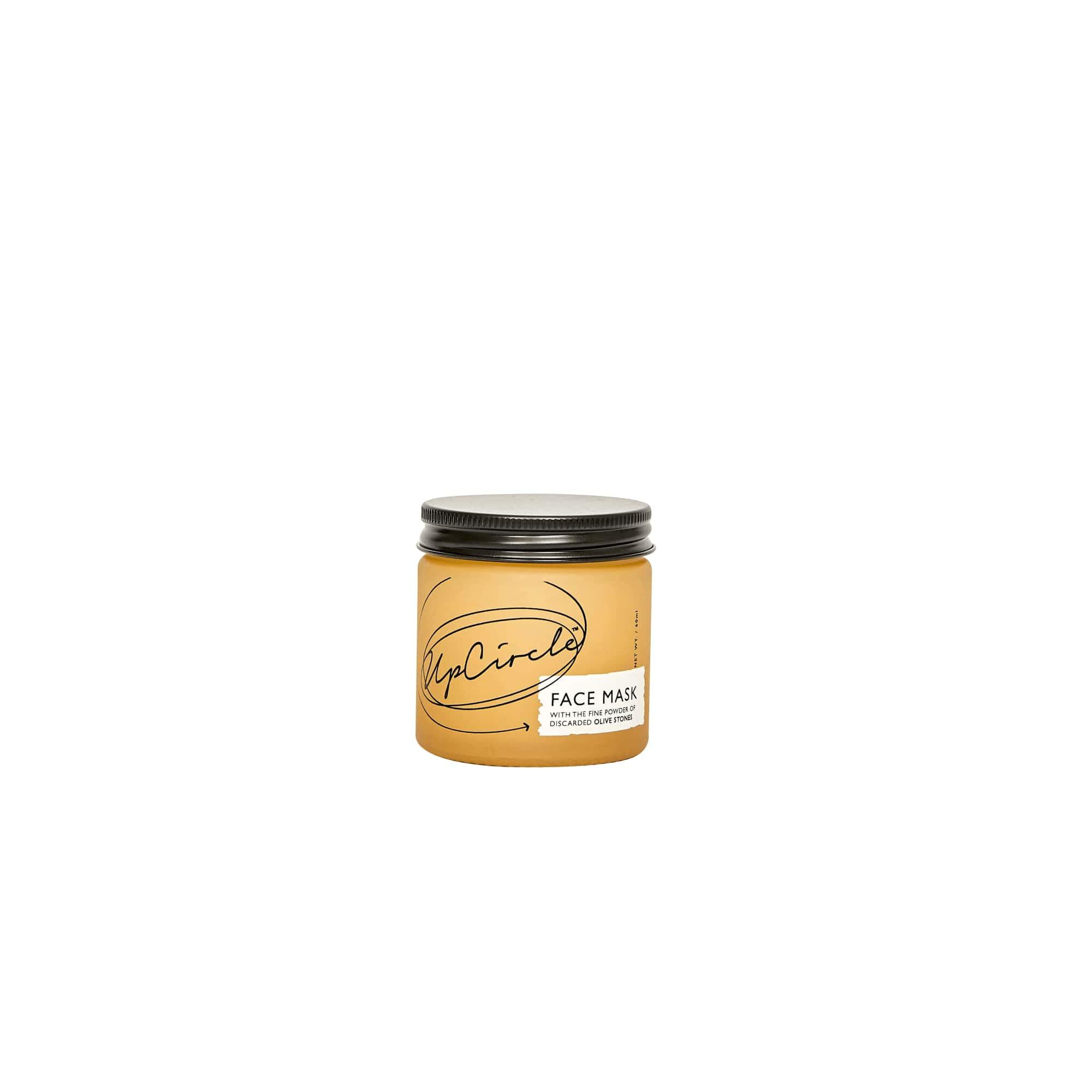 UpCircle Olive Clarifying Face Mask, 60 ml