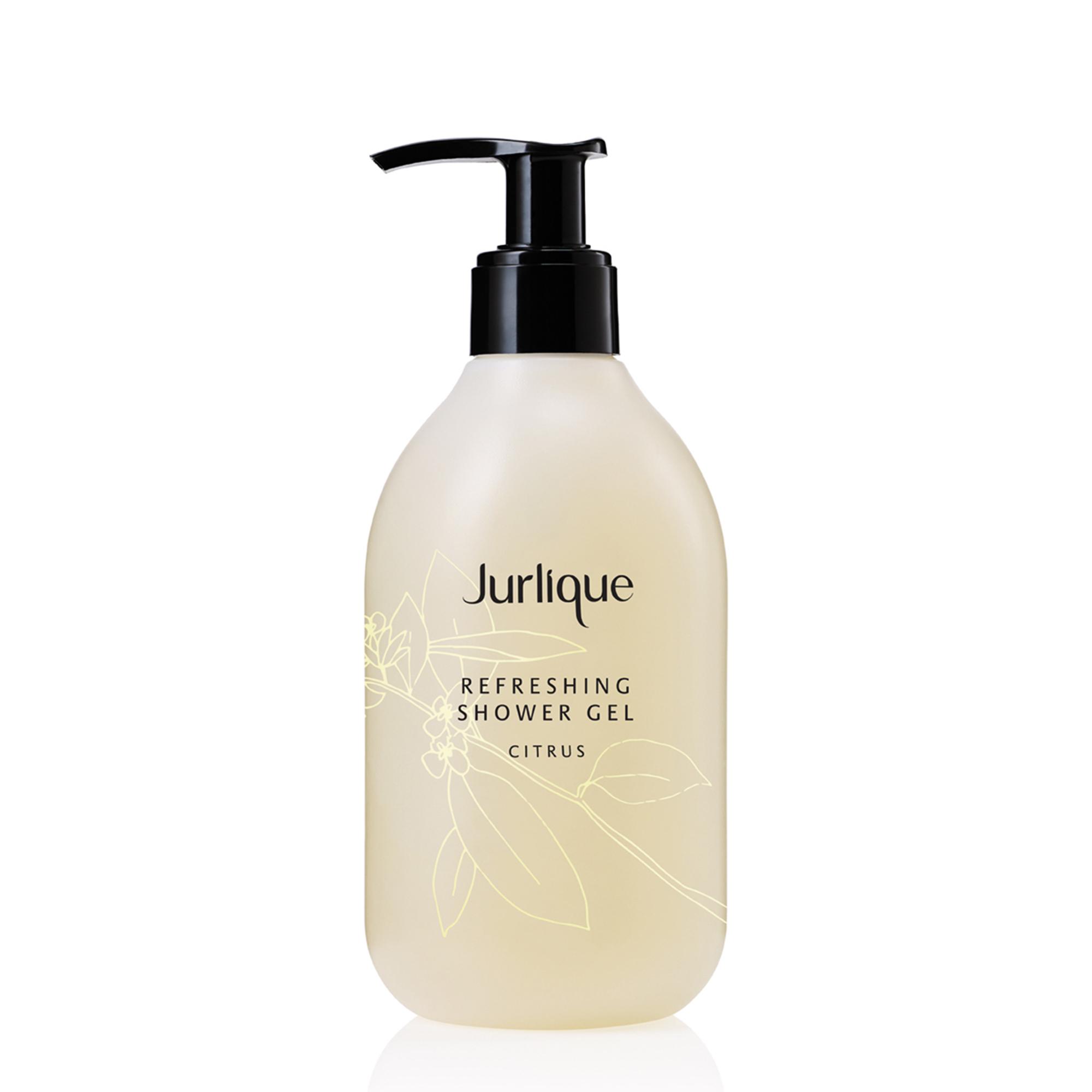 Jurlique Refreshing Citrus Shower Gel, 300 ml