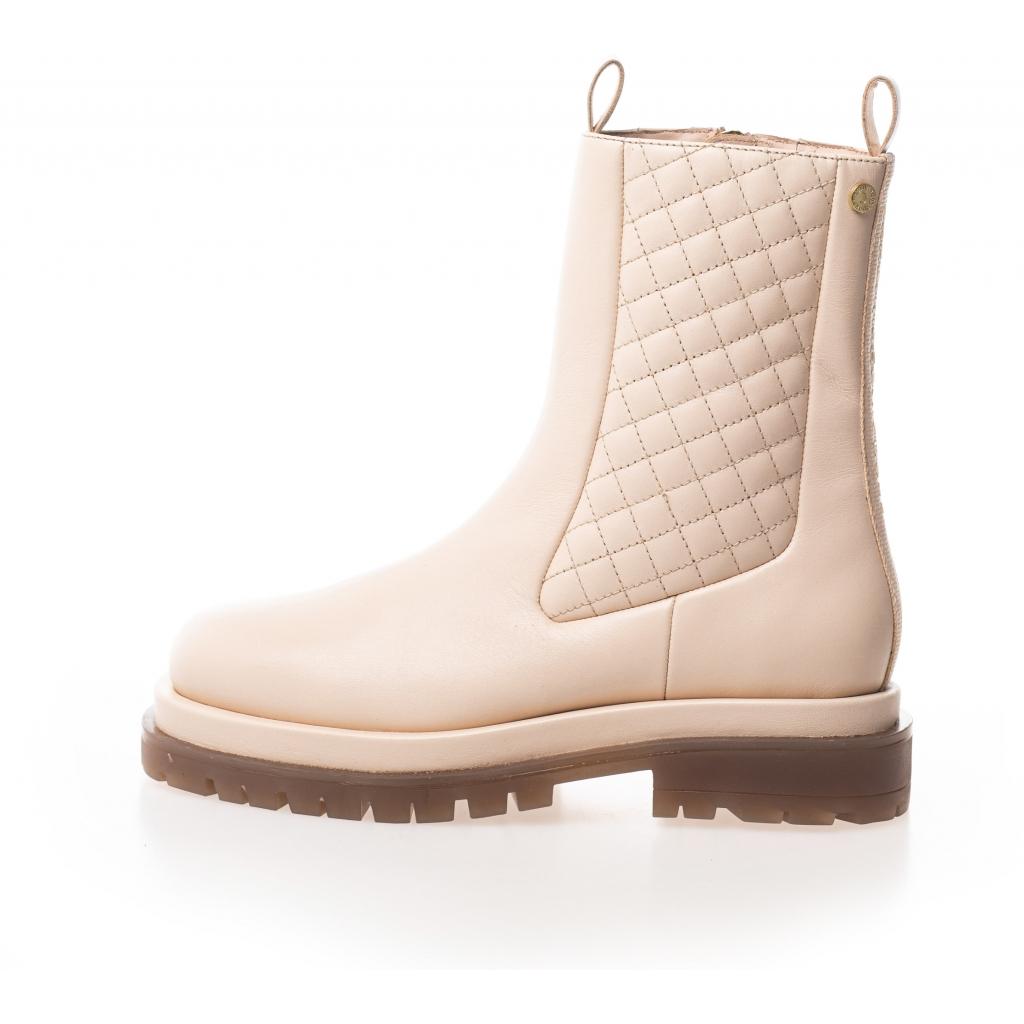 Copenhagen Shoes Midnight støvle, beige, 37