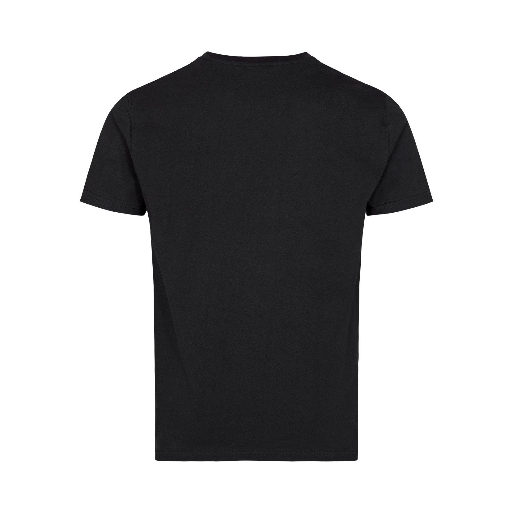 H2O Als t-shirt, black, x-large