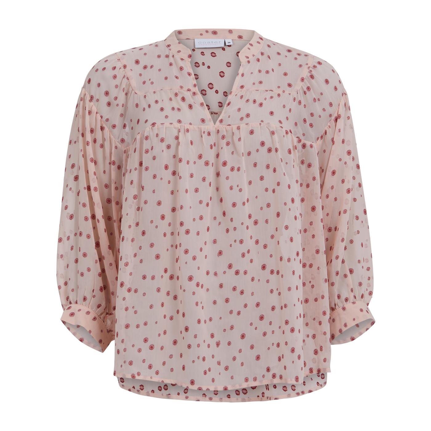 Coster Copenhagen skjorte, persian pink, 40