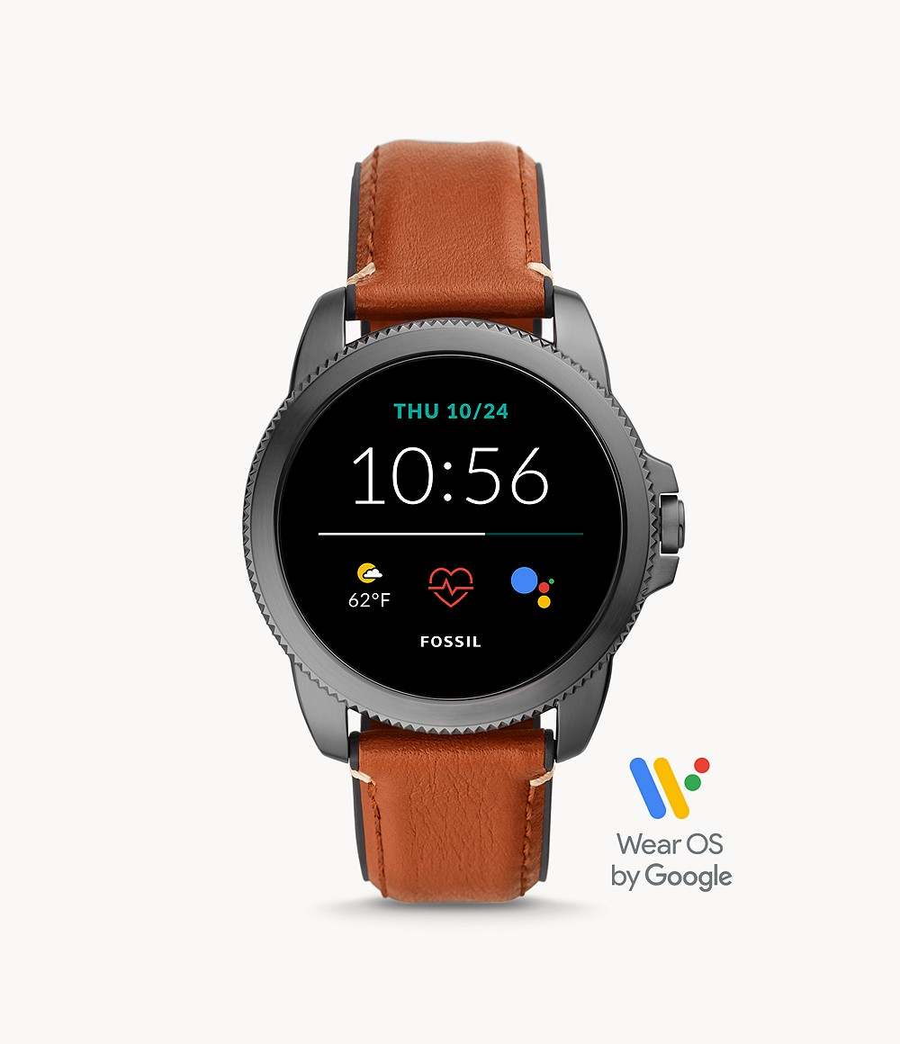 FOSSIL Smartwatch, Gen 5E