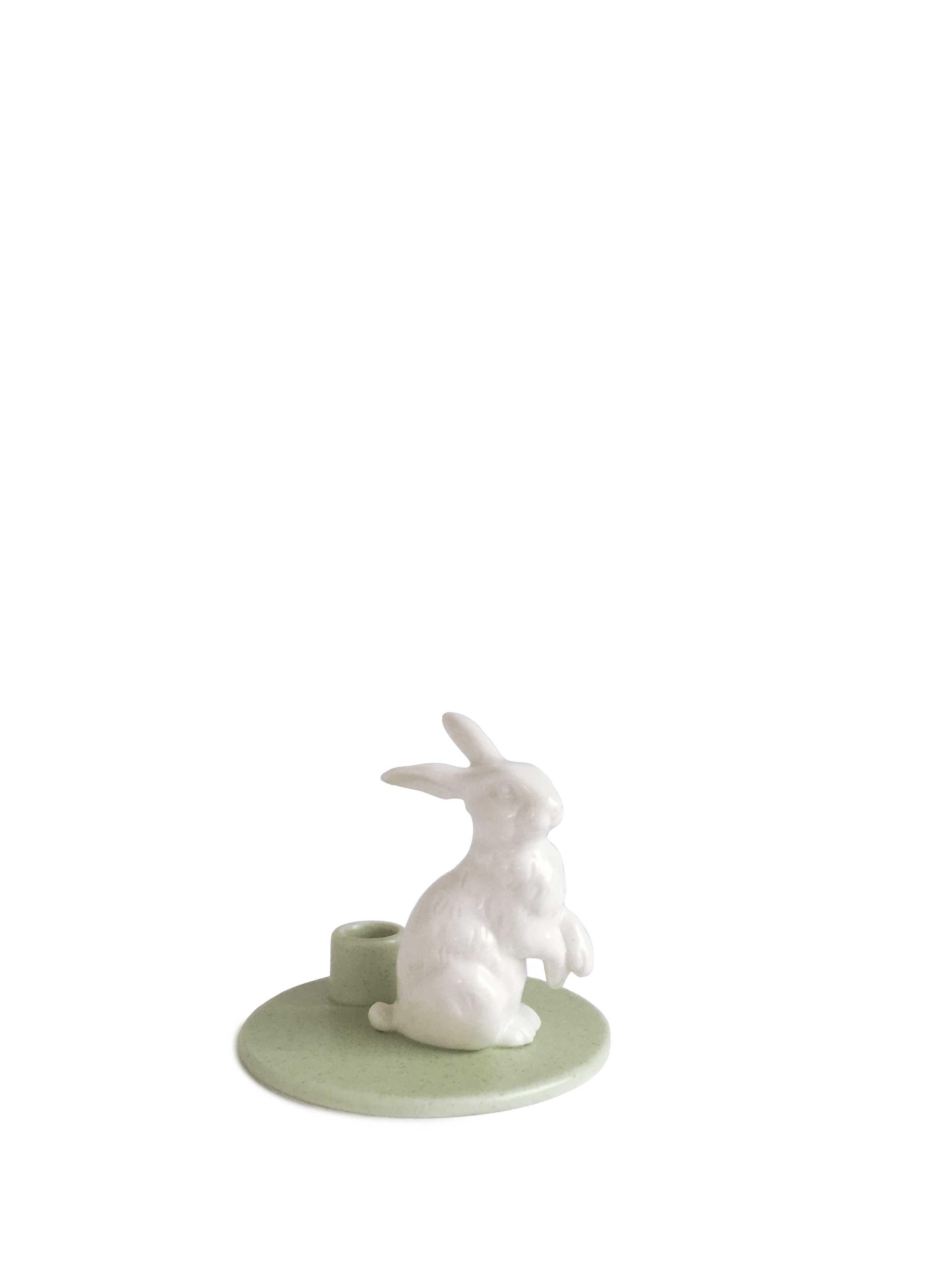 DOTTIR Birthday Stories lysestage, Hare, green