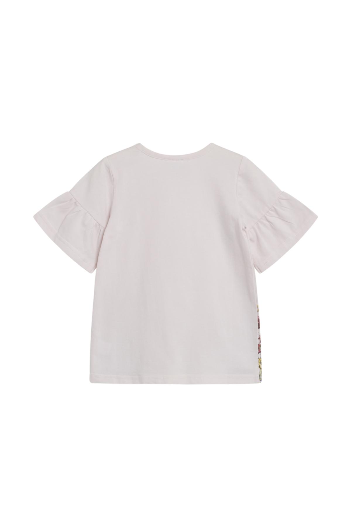 Hust and Claire Alandra t-shirt, Skin chalk, 110