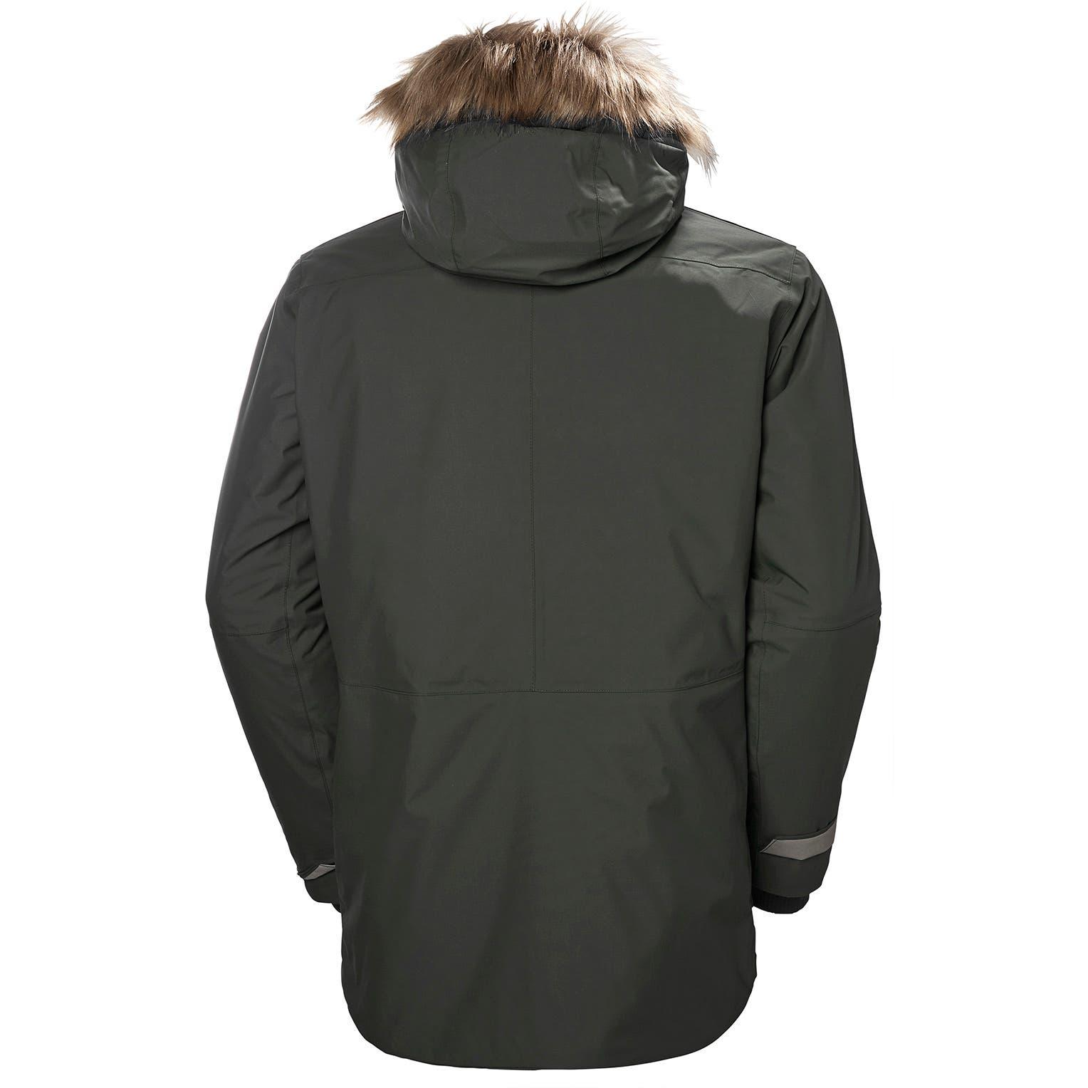 Helly Hansen Svalbard Parka jakke, beluga, x-large
