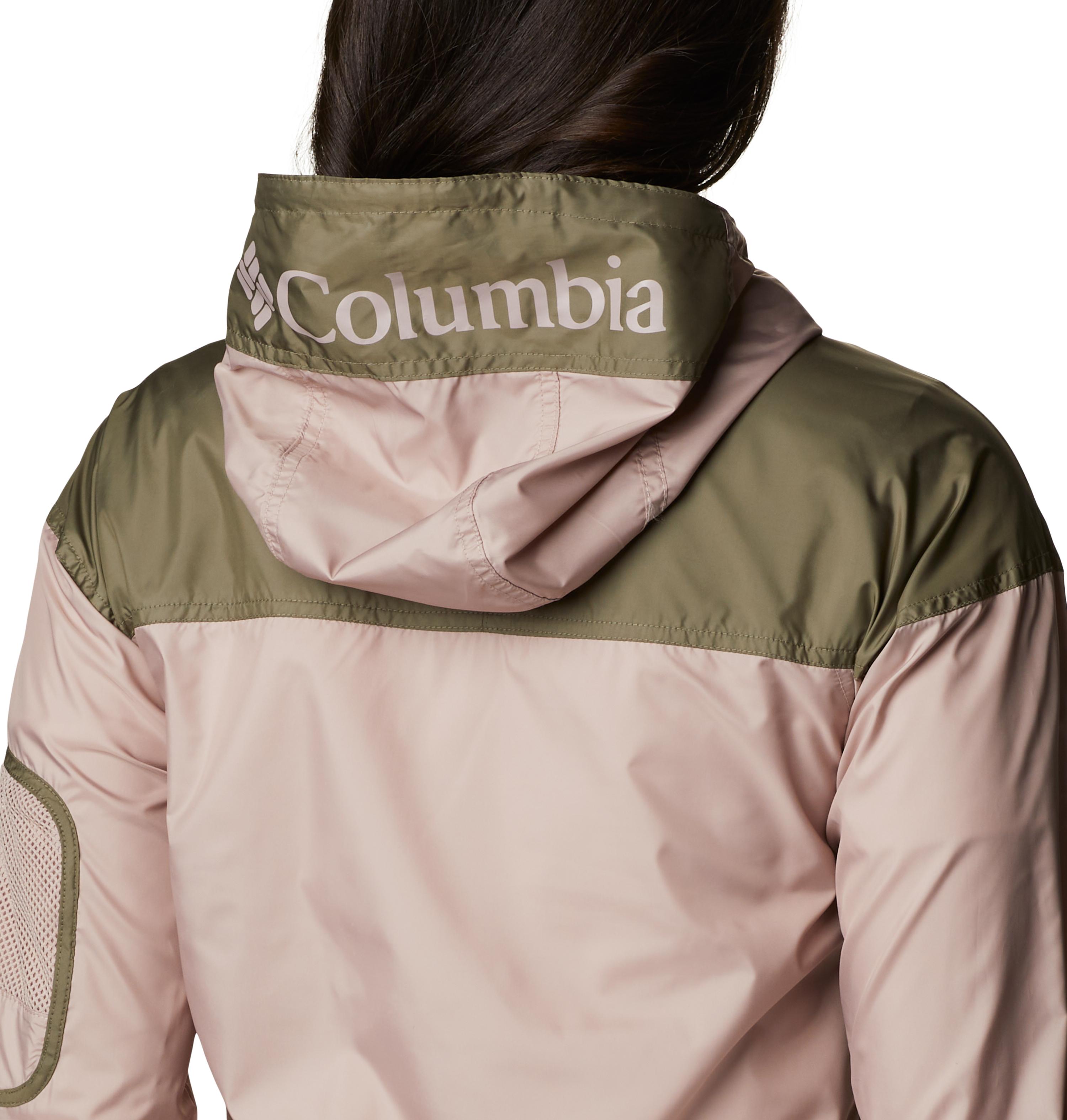 Columbia Challenger™ Windbreaker, rosa, large