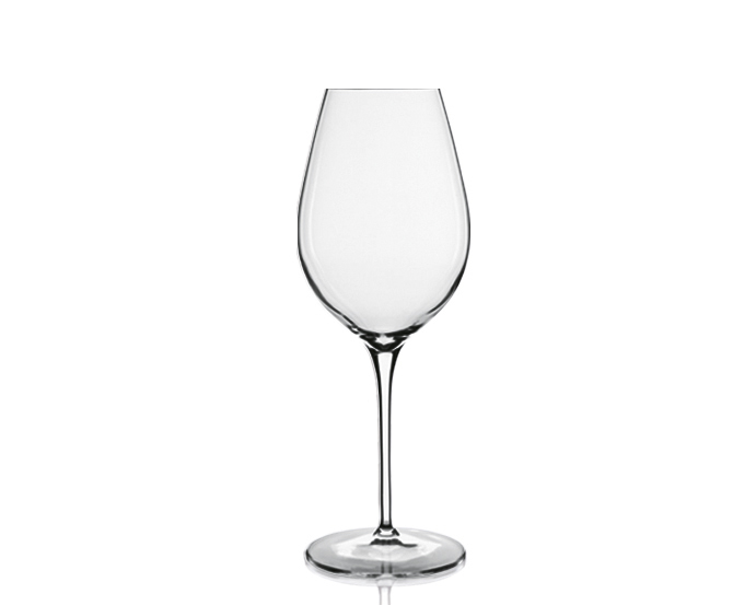 Luigi Bormioli Vinoteque Fresco hvidvinsglas, 380 ml, 2 stk