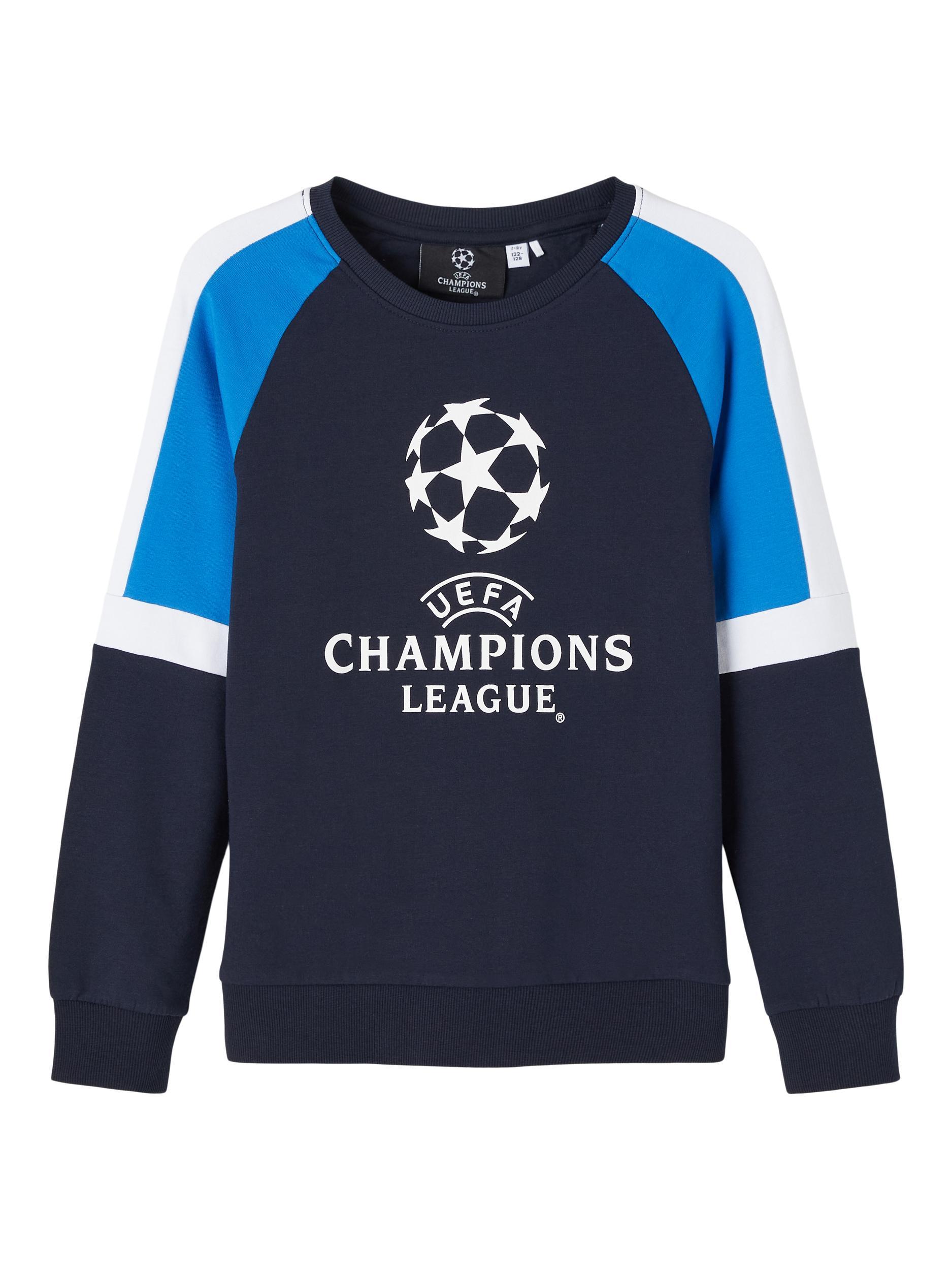 Name It UEFA Elton sweatshirt