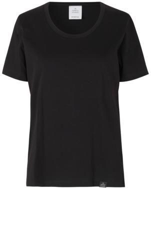 Munthe Darling t-shirt, black, 44