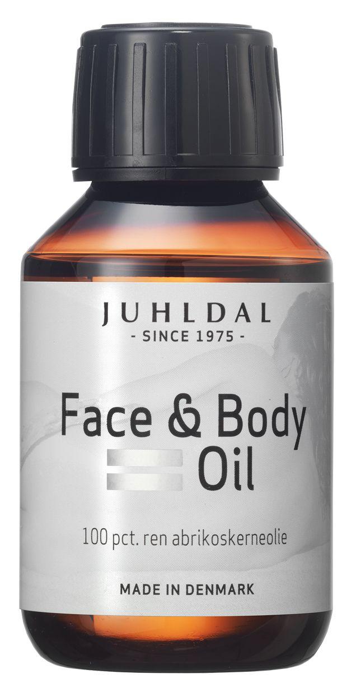 Juhldal Face & Body Oil, 100 ml