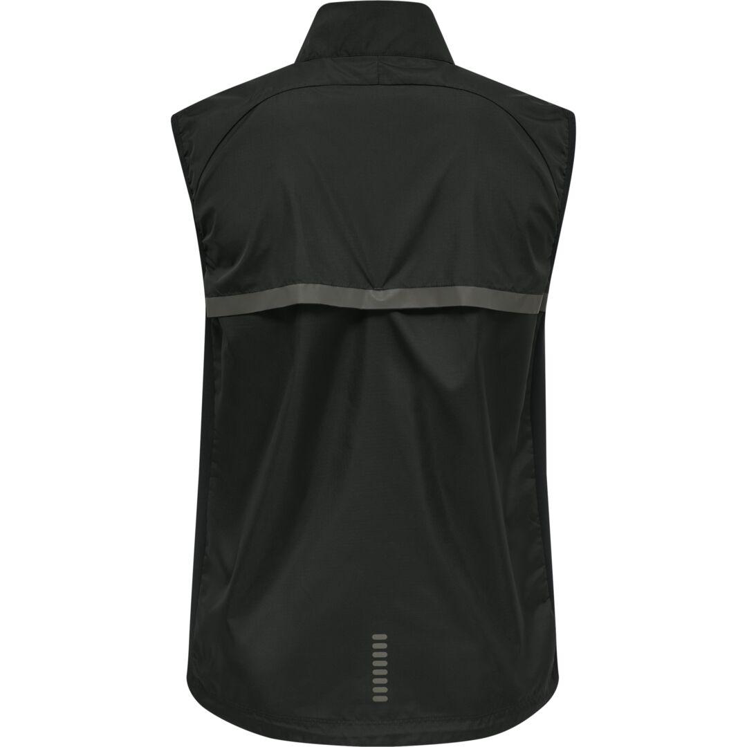 Newline Vest, Pirate black, Small