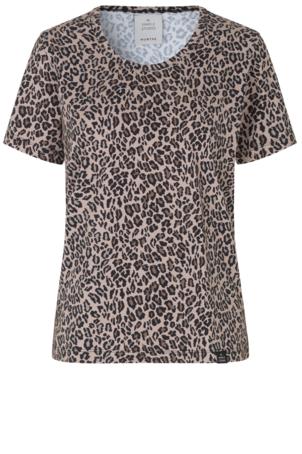 Munthe Precious t-shirt, camel, 38