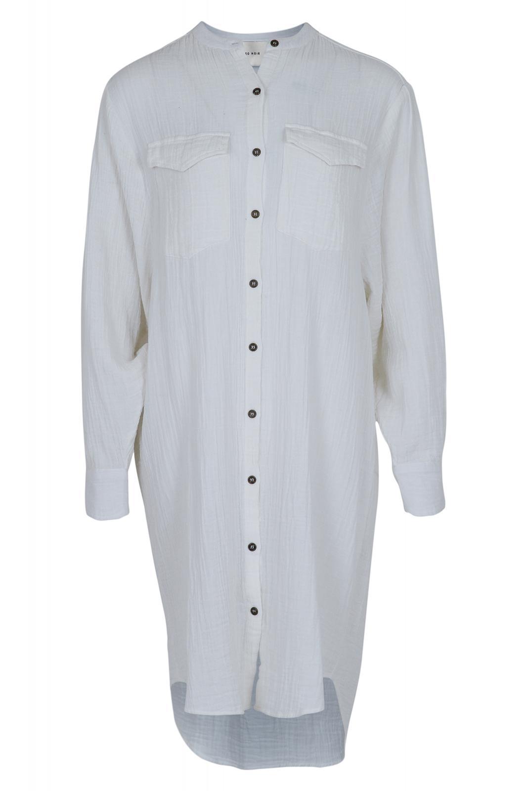 Neo Noir Kendell skjortekjole
