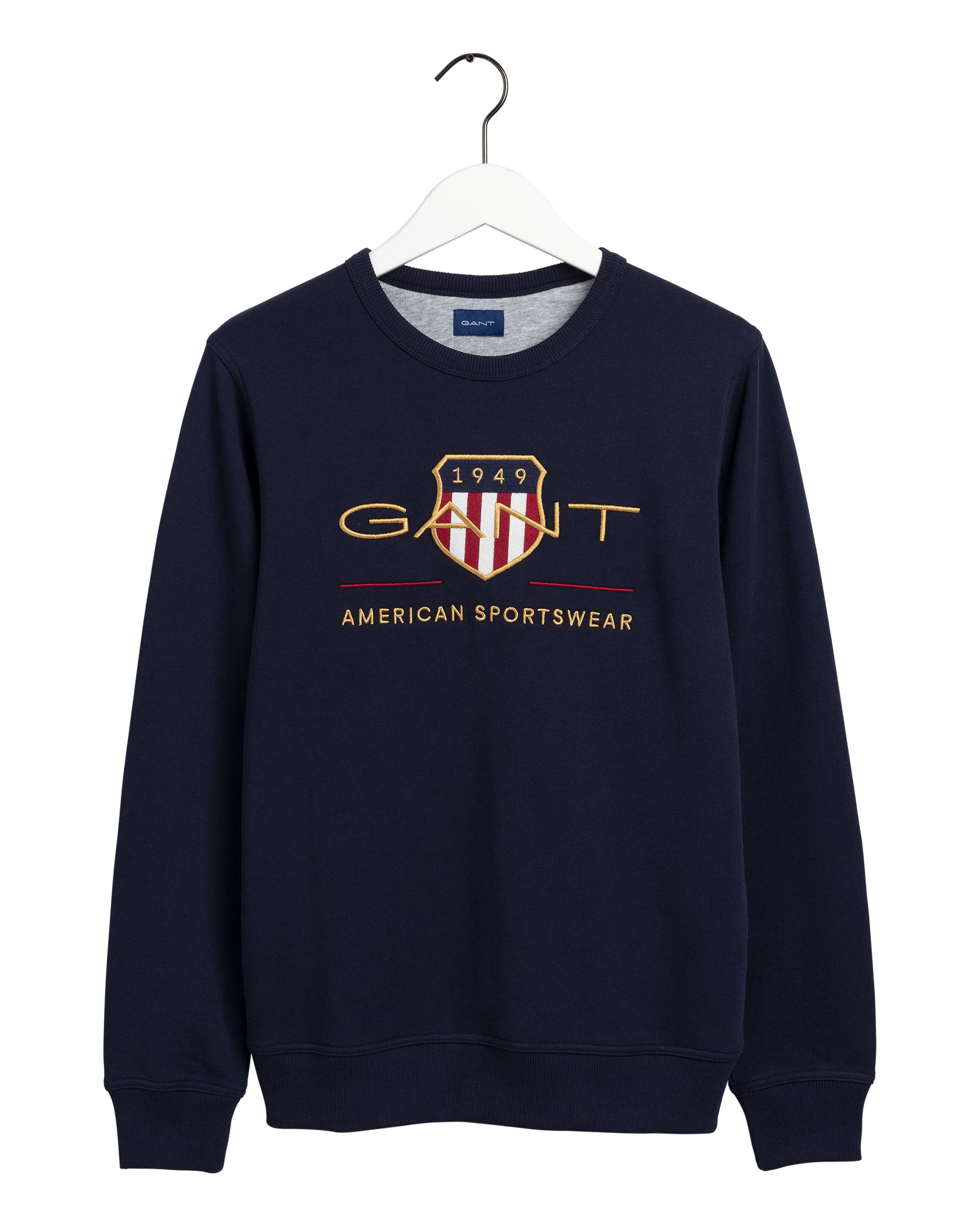 Gant Archive Shield Crewneck sweatshirt