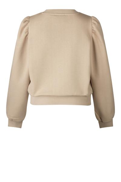 Second Female Carmella sweatshirt, cement, small