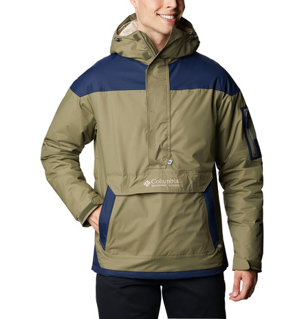 Columbia Challenger™ Pullover jakke, stonegreen, x-large