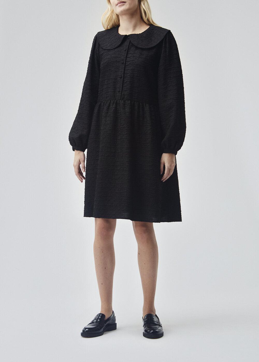 Modström Hazell kjole, black, medium