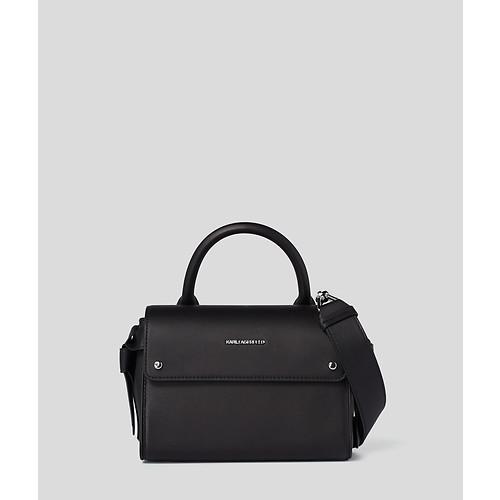 Karl Lagerfeld Ikon Mini Top-Handle håndtaske