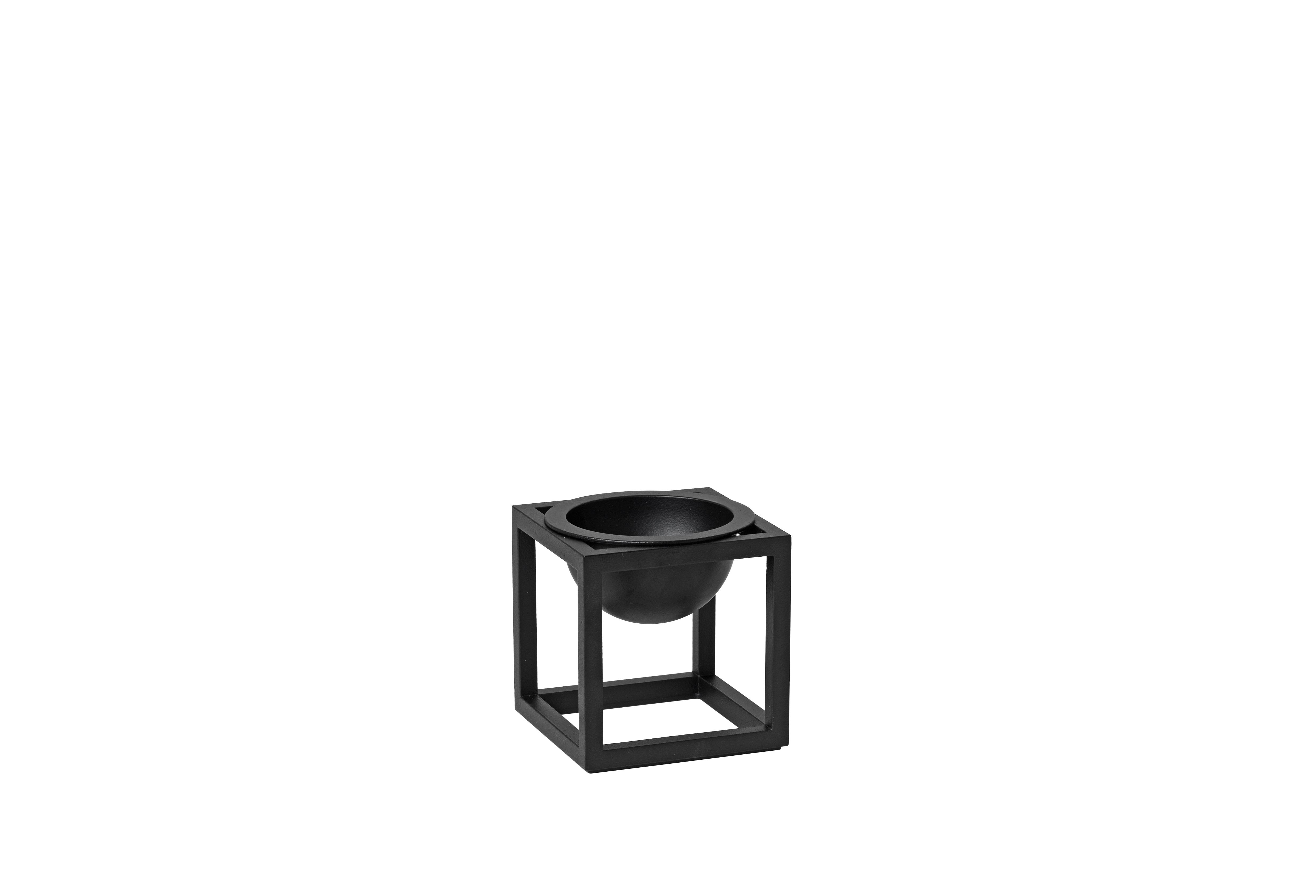ByLassen Kubus Bowl, mini, sort