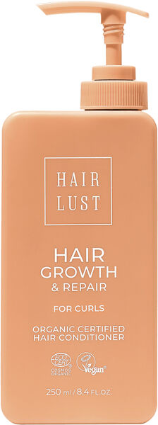 HairLust Hair Growth & Repair Conditioner For Curls