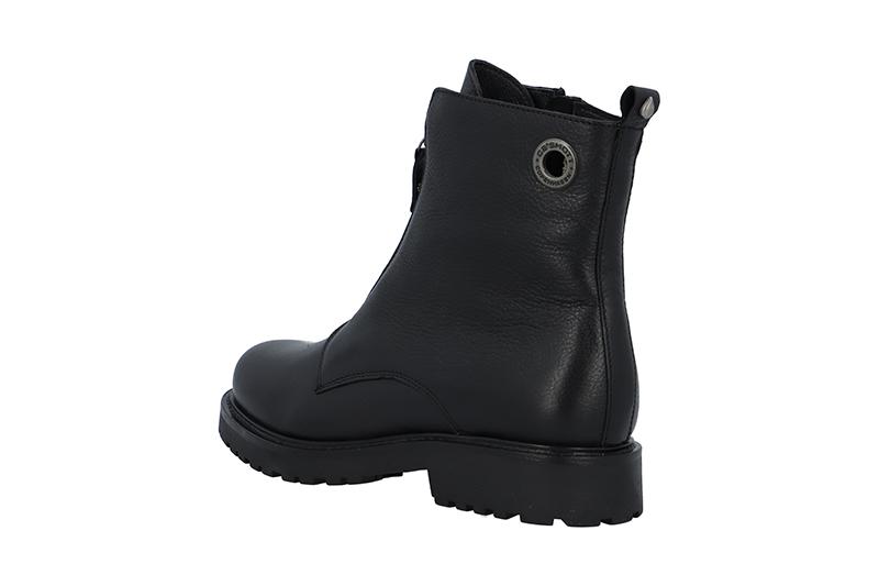 Cashott 22018 støvle, black santorin, 42
