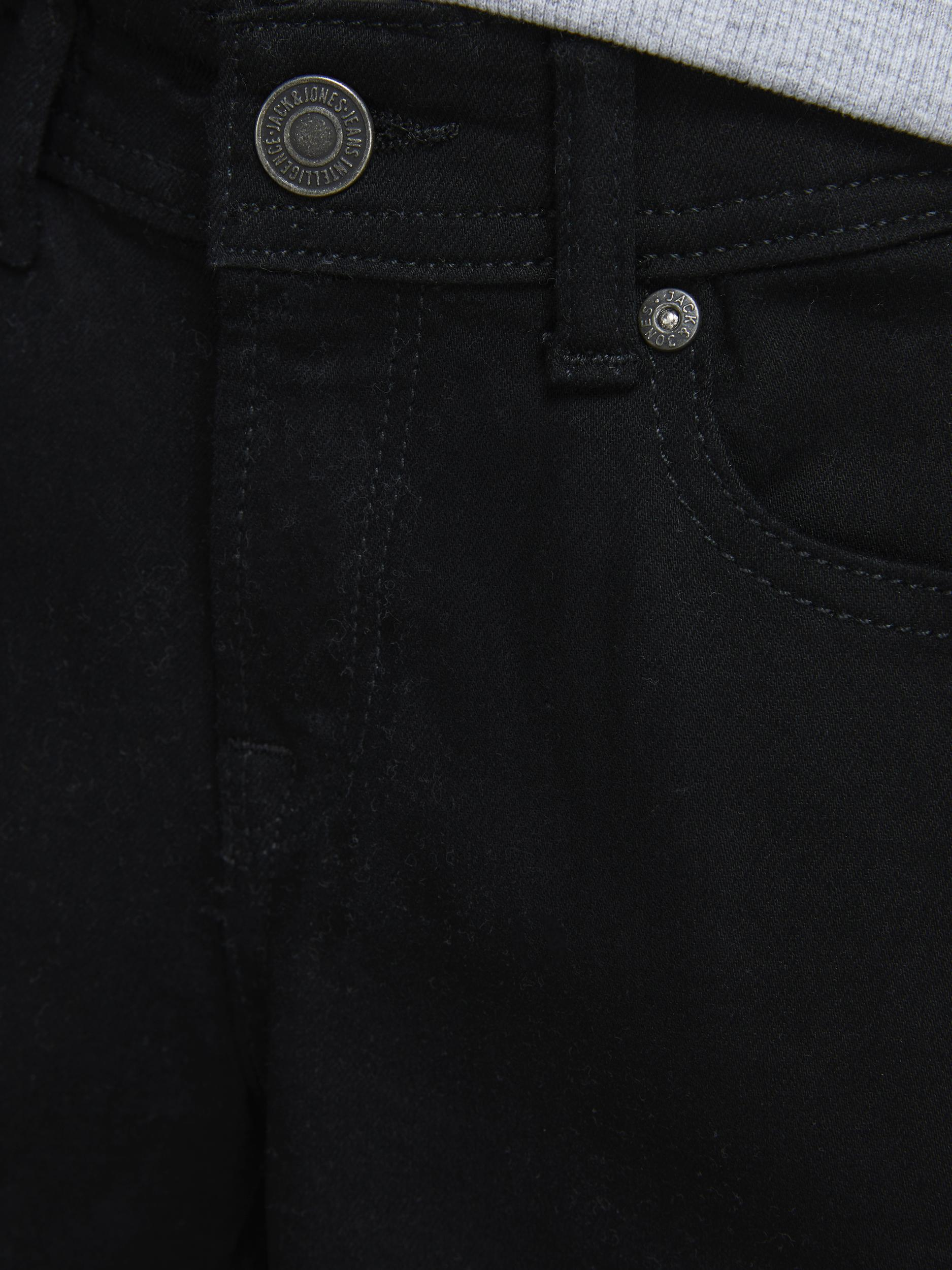 Jack & Jones Liam 829 jeans, black denim, 134