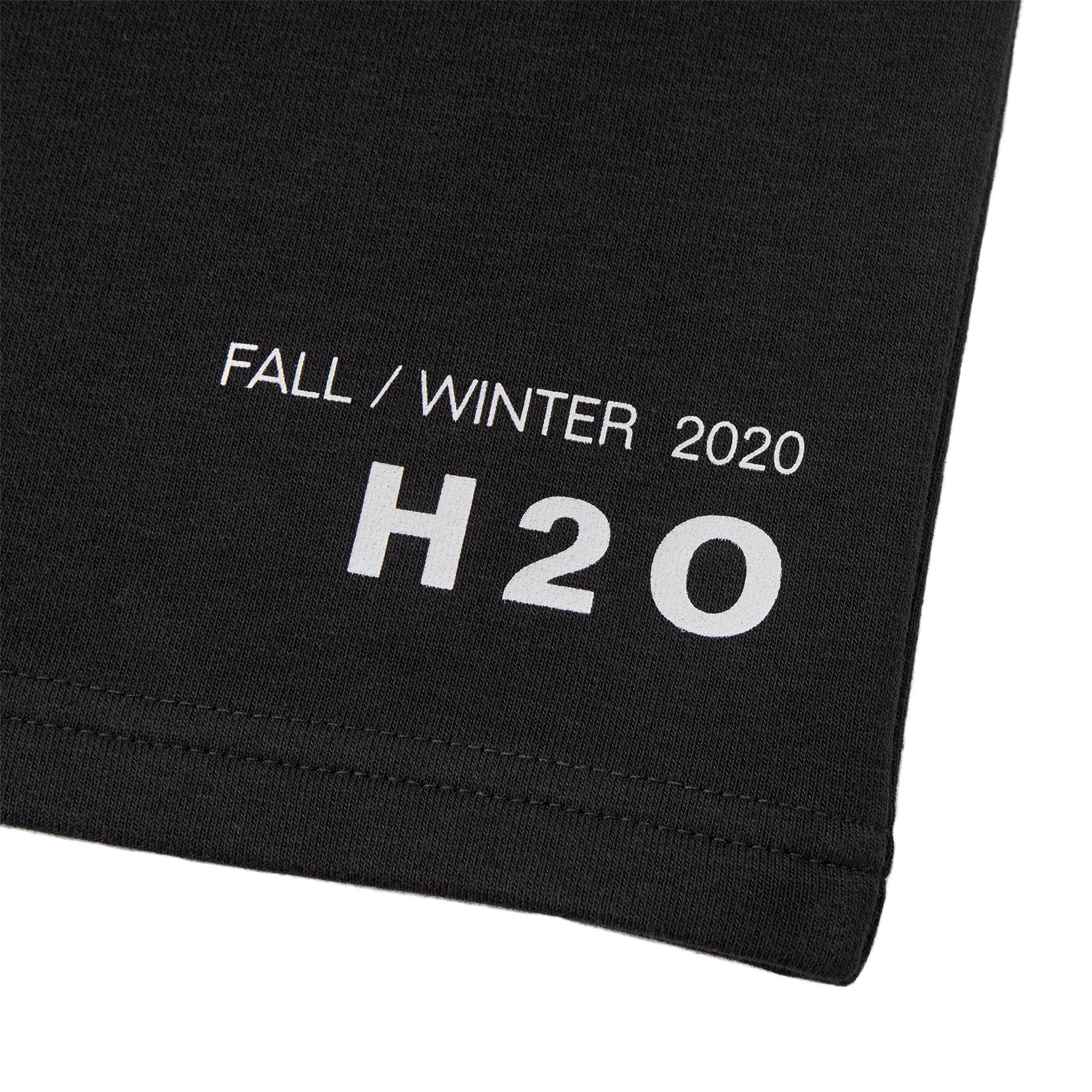 H2O Sweat shorts, black, x-small