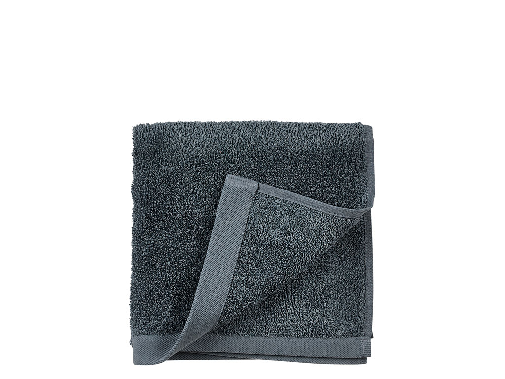 Södahl Comfort Organic håndklæde, 40x60 cm, china blue
