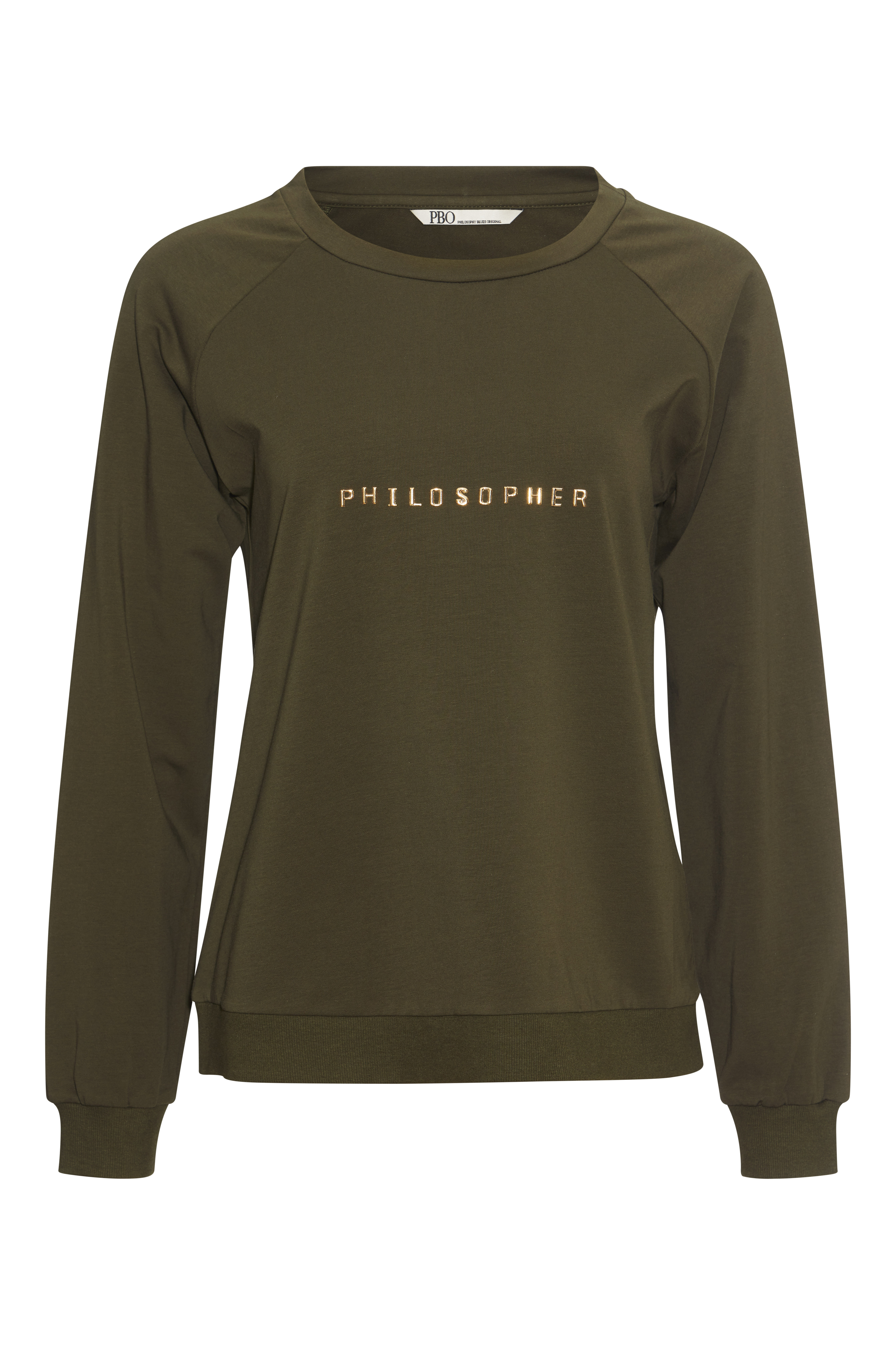 PBO 2391 Folsom sweatshirts, ivy green, small