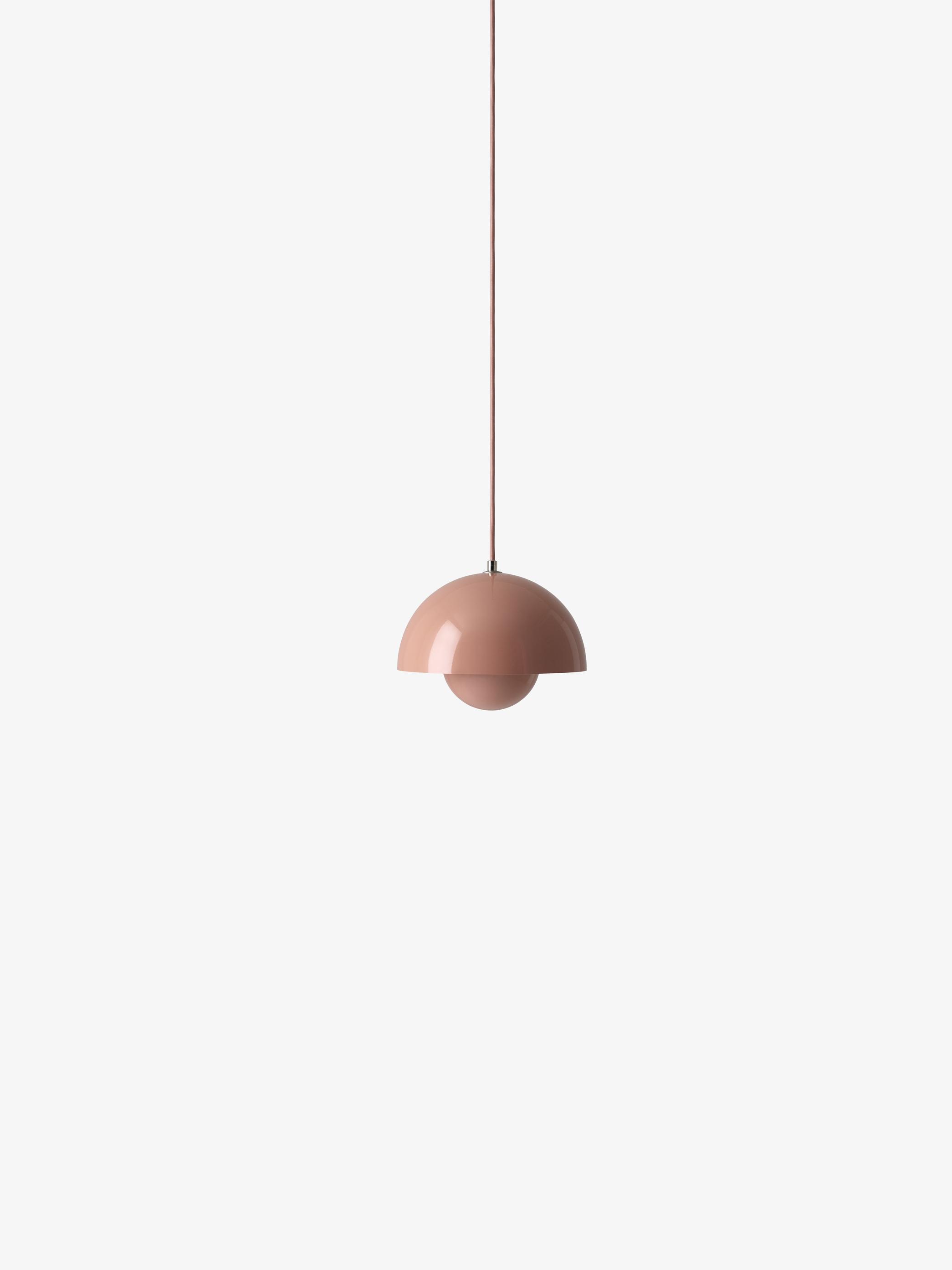 &tradition Flowerpot VP1 pendel, Ø23 cm, beige red