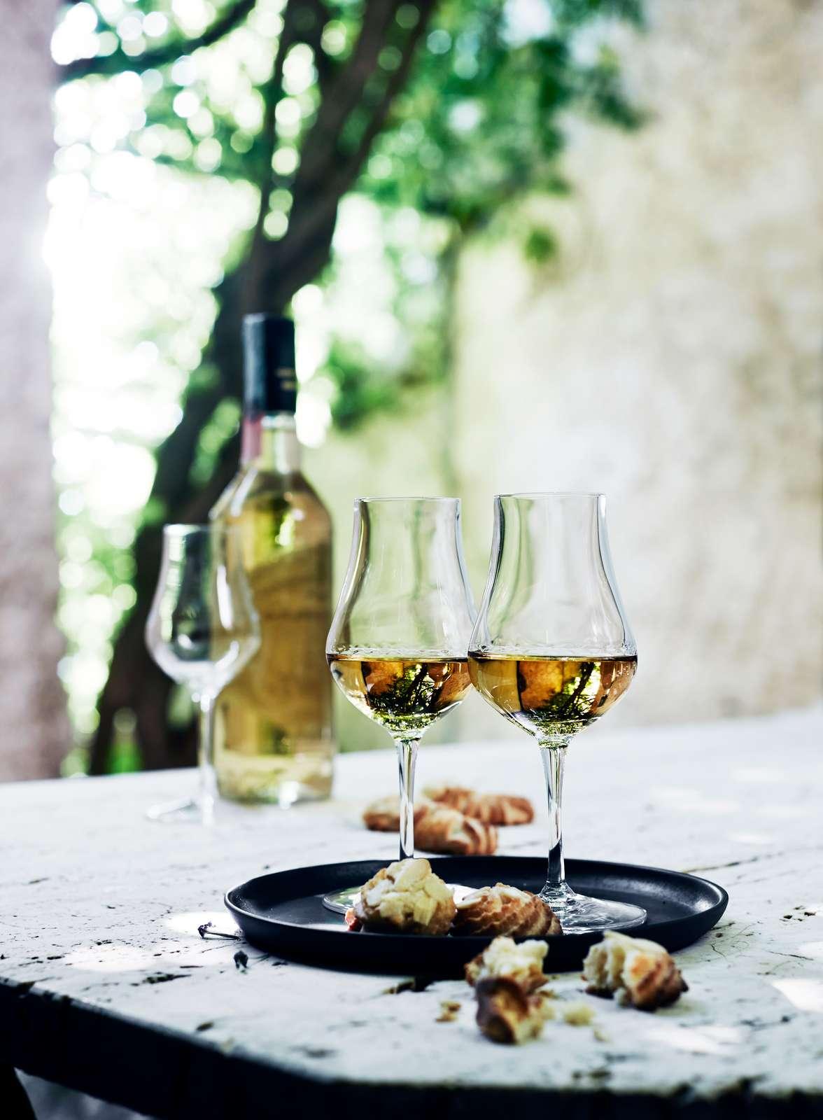 Luigi Bormioli Vinoteque spirits rom- eller whiskeyglas, 170 ml, 2 stk