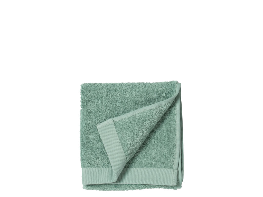 Södahl Comfort Organic håndklæde, 40x60 cm, teal