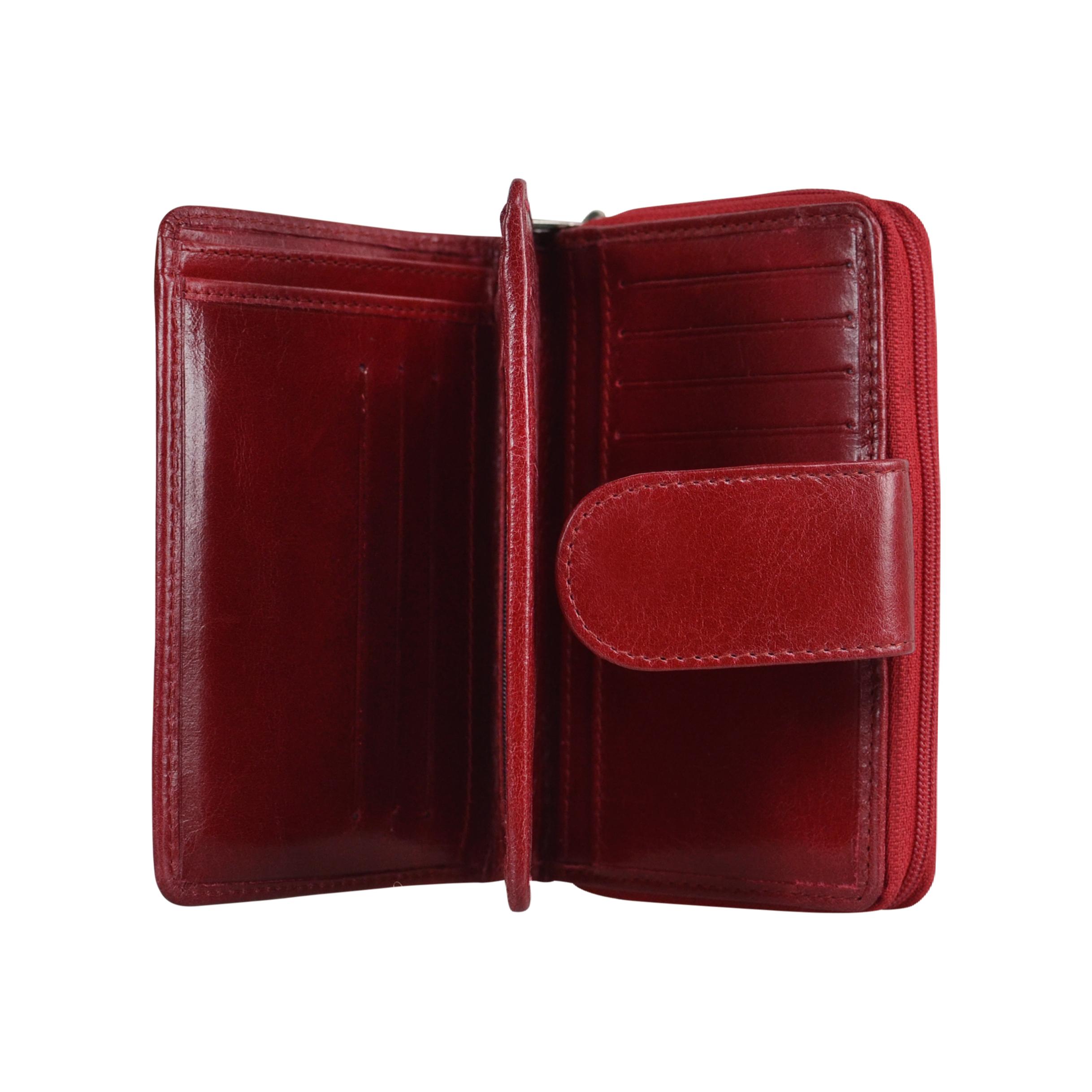 Belsac Pung, Dark red