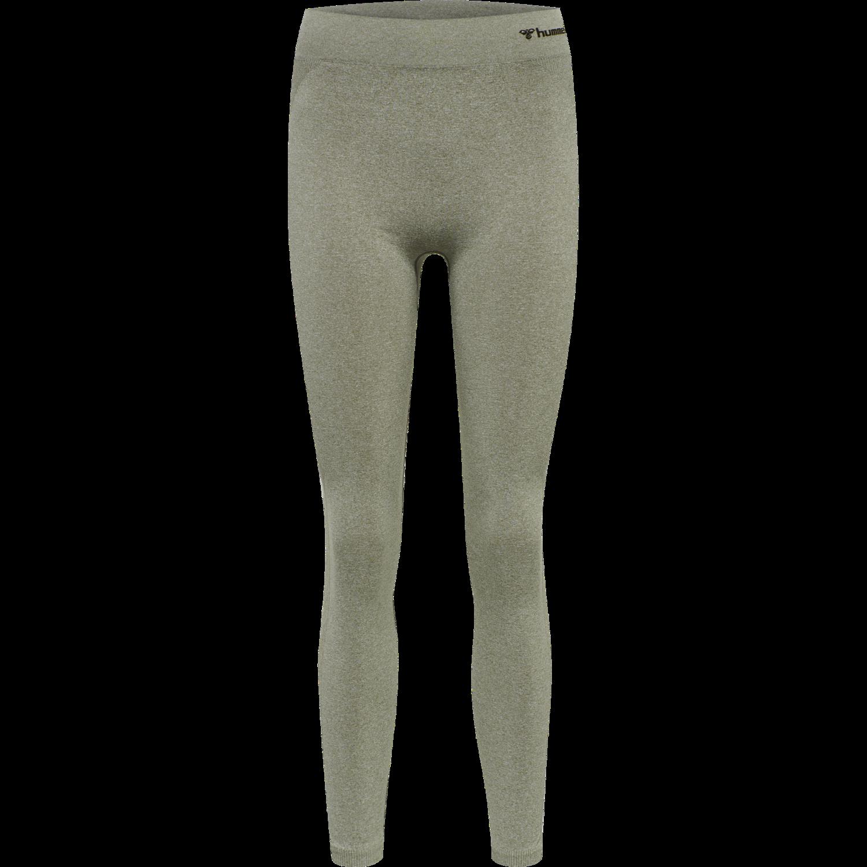 Hummel HMLCI tights, vetiver melange,x-small
